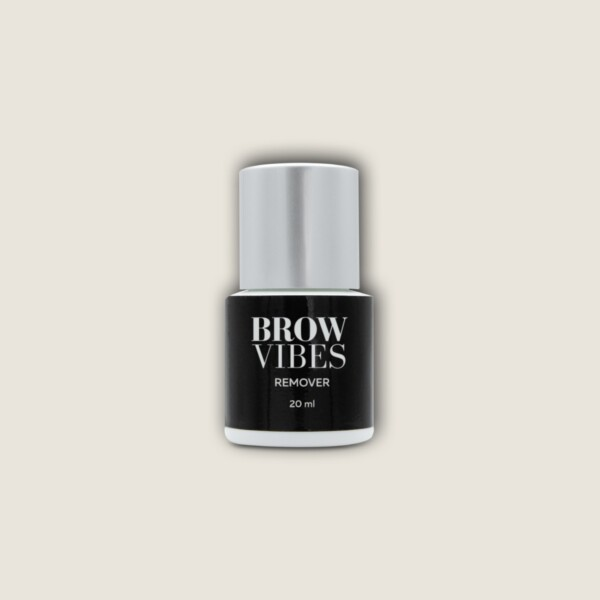 Remover 20ml – Brow Vibes