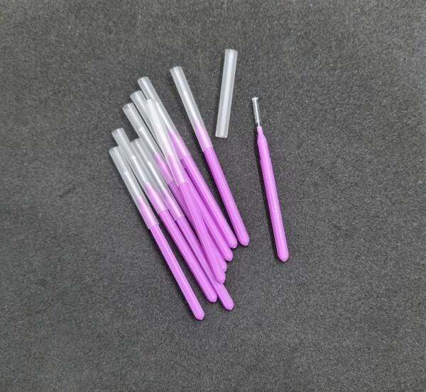 Micro spazzolini per laminazione