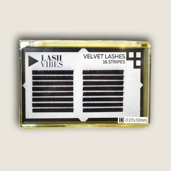 Velvet Lashes 16 Strisce 0.07